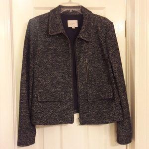 Loft tweed jacket